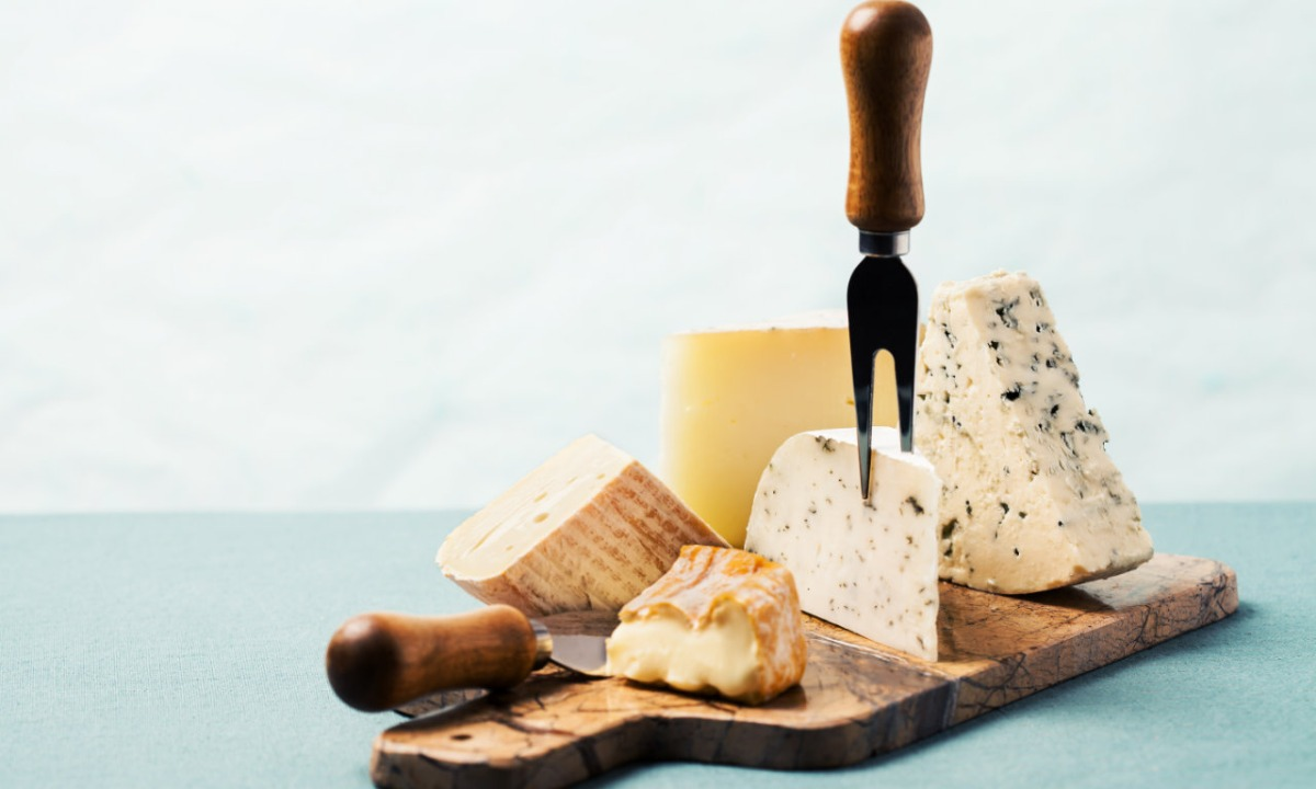 Wide Assortments of Imported and Local Cheeses.
